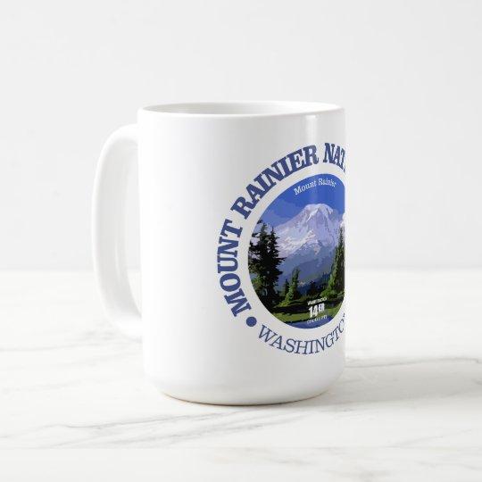 Mt Rainier NP Coffee Mug