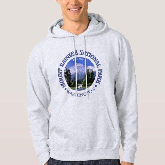 Mt Rainier NP Hoodie