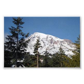 Mt. Rainier Photo Art