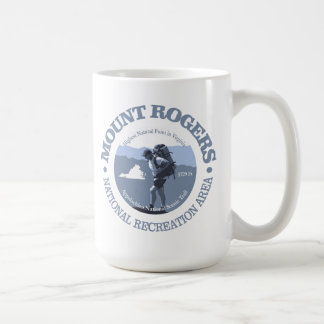 Mt Rogers NRA Coffee Mug