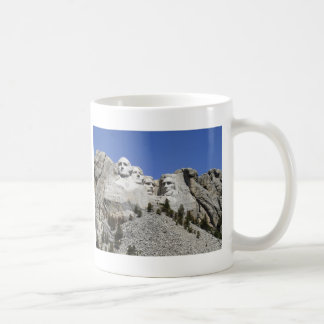 Mt Rushmore Coffee Mug