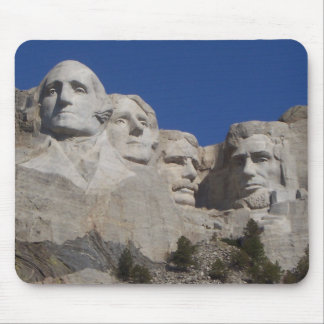 MT. RUSHMORE MOUSE PAD