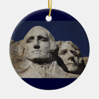 Mt. Rushmore Ornament
