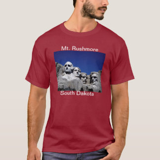 Mt Rushmore SD tshirt