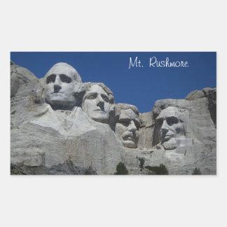Mt Rushmore stickers