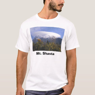 Mt. Shasta Cloudship T-Shirt