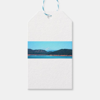Mt Shasta Gift Tags