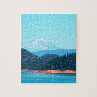 Mt Shasta Jigsaw Puzzle