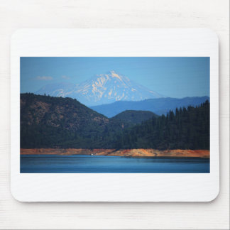 Mt Shasta Mouse Pad