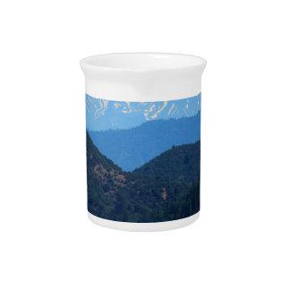 Mt Shasta Pitcher