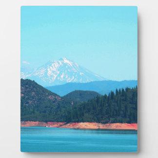 Mt Shasta Plaque