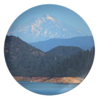 Mt Shasta Plate