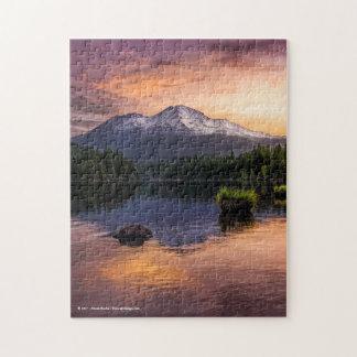 Mt. Shasta Puzzle