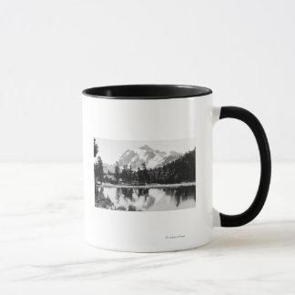 Mt. Shuksan and Mt. Baker Lodge Photograph Mug