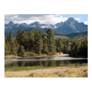 Mt. Sneffels Postcard