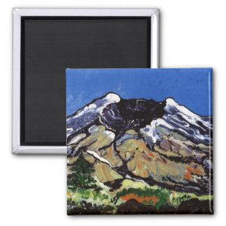 Mt St Helens Magnet