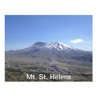 Mt. St. Helens Postcard
