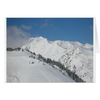 Mt Superior, Alta UT Card