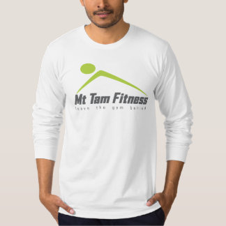 Mt Tam Fitness Long Sleeve T T-Shirt
