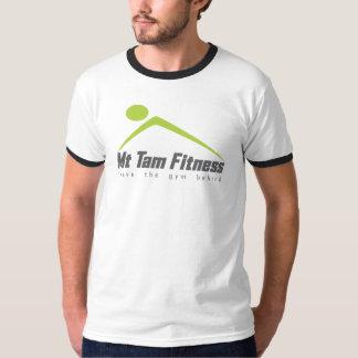 Mt Tam Fitness Ringer T T Shirt