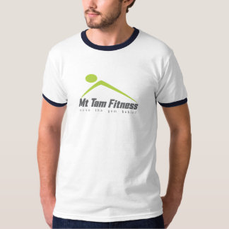 Mt Tam Fitness Ringer T T-Shirt