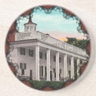 Mt. Vernon Vintage Coaster
