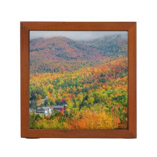 Mt. Washington Valley in Autumn Desk Organiser