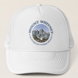 Mt Whitney Trucker Hat