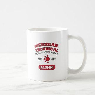 MTCHS Alumni College Style Coffee Mug