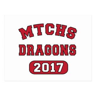 MTCHS Class of 2017 Proud Postcard