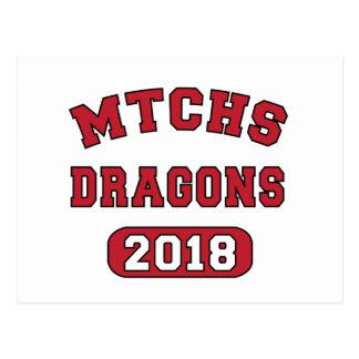 MTCHS Class of 2018 Postcard