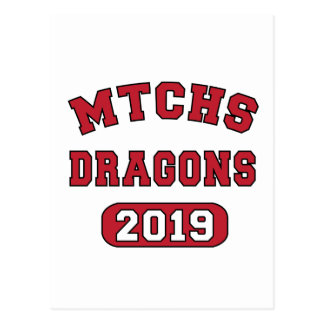 MTCHS Class of 2019 Swag Postcard