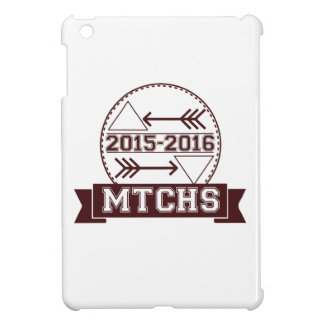 MTCHS Hipster Badge iPad Mini Covers