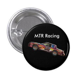 MTR Racing 3 Cm Round Badge