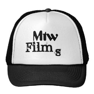 Mtw Film s Trucker Hats