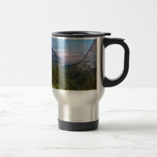 MtWhitneyTrailView#2 Coffee Mug- by Fern Savannah Travel Mug