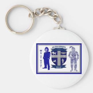 Mu Theta Chi Christian Fraternity, Inc. Key Ring