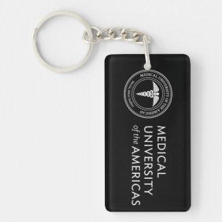 MUA Keychain