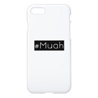#muah iPhone 7 case