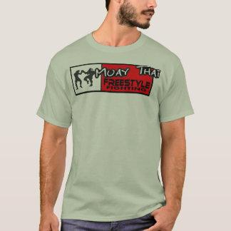 Muay Thai Banner T-Shirt