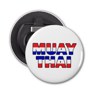 Muay Thai Bottle Opener