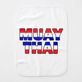 Muay Thai Burp Cloth