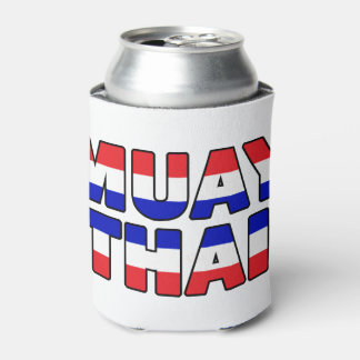 Muay Thai Can Cooler