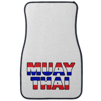 Muay Thai Car Mat