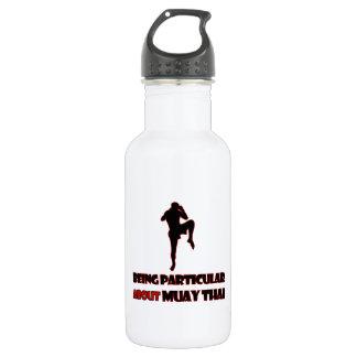 muay thai Designs 532 Ml Water Bottle