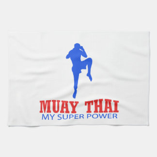Muay Thai Designs Hand Towels
