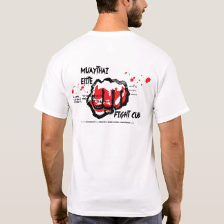 Muay Thai Fight Club Tee