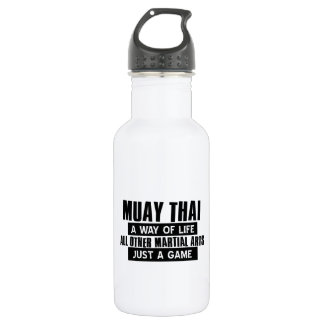 Muay Thai gifts 532 Ml Water Bottle