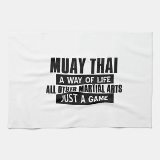Muay Thai gifts Hand Towels