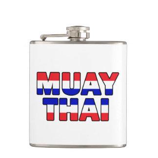 Muay Thai Hip Flask